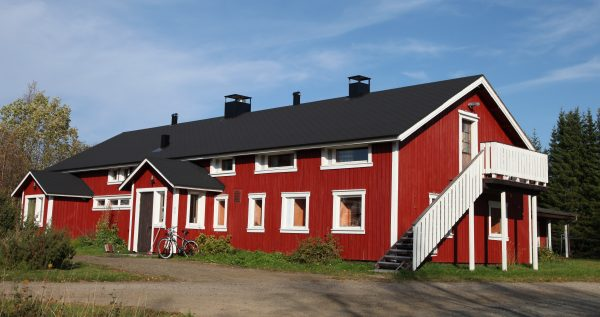 Hotelli Seita Äkäslompolo, Lappi.