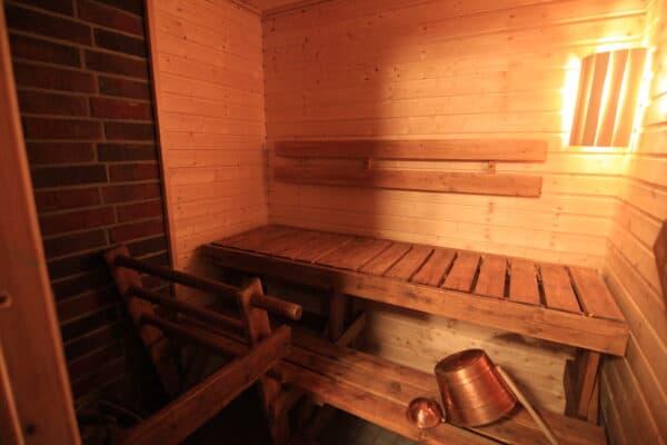 Cottage sauna seita